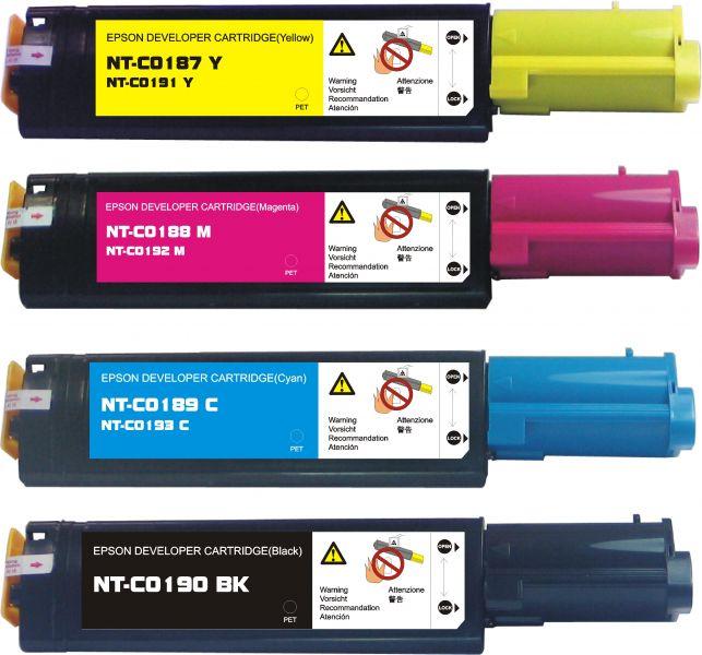 C-SO50187 - Тонер касета цветна съвместима