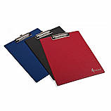 Клипборд Forpus, А4, PVC, червен