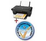 Мастилоструйно многофункционално устройство, HP Deskjet 3050 All-in-One Printer + HP 2y Return Multi Fcn Printer с ПОРЪЧКА