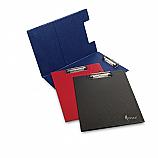 Клипборд с капак Forpus, A4, PVC, черен