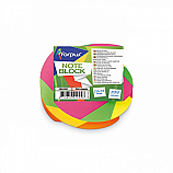 Кубче Forpus микс неон, 7.5 см х 7.5 см, 350 л, фолирано