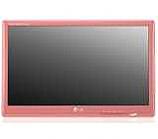 "Монитор, LG W1930S-KF, 18.5"" Wide, LCD, 5ms, 30000:1 DFC, 250cd, 1366x768, Low Consamption, FUN Package, Glossy Pink"