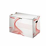 Архивен кашон със странично отваряне Esselte 52.5 х 33.8 х 30.6 см, бял