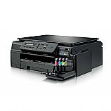 Мастилоструйно многофункционално устройство, Brother DCP-J105 Inkjet Multifunctional с 36 месеца гаранция и изкючително евтин цветен печат