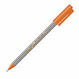 Тънкописец Edding 89EF, метален връх 0.3 мм, оранжев