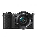 Цифров фотоапарат, Sony Exmor APS HD ILCE-5000L black