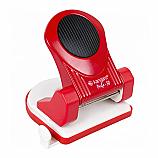 Перфоратор Kangaro Perfo-30, офисен, до 30 л, червен