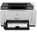 Лазерен принтер, HP Color LaserJet Pro CP1025