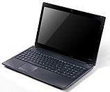 "ACER Aspire AS5742G-384G64MNKK, black, LX.RJ00C.005, CPU Intel Core i3-380M, 15.6"" HDReady/LED, nVidia GT520M, 4GB RAM, 640GB HDD, DVDRW, Linux, HDMI"