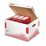 Архивен кашон Esselte Speedbox, велпапе, 39.2 х 30.1 х 33.4 см