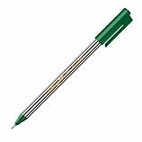 Тънкописец Edding 89EF, метален връх 0.3 мм, зелен