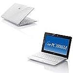 "Asus EEEPC 1008HA /WHITE/N280, CPU Intel Atom N280, 10.1"" WSVGA/LED, iGMA950, 1GB RAM, 160GB HDD, Win.XP Home, 3cells"