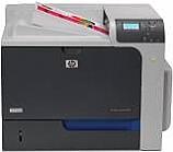 ZCC493A Лазерен принтер, HP Color LaserJet Enterprise CP4525n