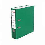 Класьор Delmet, A4, 7.5 см, РР, сменяем етикет, зелен