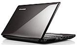 Lenovo G570A Metal, Dark Brown, HM65, Core i3-2310M (2.10 GHz, 3MB) , 15.6 HD LED, AMD Radeon HD 6370M 1GB, 4GB DDR3, 640GB SATA, DVD R/W, Battery 6 Cel, HDMI, DOS; 24 months Collect and Return