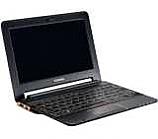 Преносим компютър, Toshiba AC100-10E nVIDIA Tegra 250, 0.5 GB (0,5+0), 32 (32 GB MMC), 10.1 LED, AMD shared, No ODD, Webcam-1.3, Bluetooth, 3G-HSPA-7.2, bgn, Android, Sepia w/ orange line, KB Sepia (resin), Li-Ion 3-cell, 2 yr