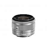 Обектив, Canon EF-M 15-45mm f/3.5-6.3 IS STM, Silver