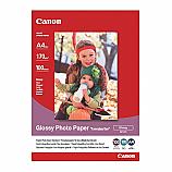 Фотохартия Canon GP-501 за мастиленоструен принтер, А4, гланц, 210 г/кв.м, 100 листа