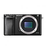 Цифров фотоапарат, Sony Exmor APS HD ILCE-6000 black