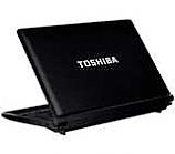 Преносим компютър, Toshiba NB500-108 Atom N455(1.66), 1 GB (1+0), 250 (250 GB-5400), 10.1 LED, Intel shared, No ODD, Webcam-0.3, Office 2010 Starter, bgn, W7 Starter, Genchaku black w/ dots, KB Black genchaku, Li-Ion 6-cell(4400), 2 yr carry-in