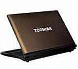 Преносим компютър, Toshiba NB550D-109 AMD C50(1.0), 1 GB (1+0), 250 (250 GB-5400), 10.1 LED, AMD shared, No ODD, Webcam-0.3, Bluetooth, , Office 2010 Starter, bgn, W7 Starter, Brown w/ dots, KB Black genchaku, Li-Ion 6-cell(5600), 2 yr carry-in
