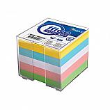 Кубче цветно офсет Forpus, 9 см х 9 см, 800 л, в PVC поставка