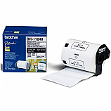 Brother етикети DK-11240 за QL принтери, за баркод, бели, 102 мм х 51 мм, 600 бр