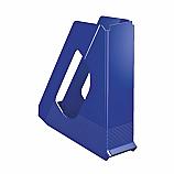 Вертикална поставка Esselte Europost, Polystyrene, синя