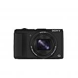 Цифров фотоапарат, Sony Cyber Shot DSC-HX60 black + Sony LCJ-HN Jacket case for H series, black