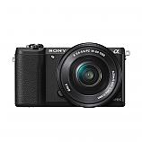 Цифров фотоапарат, Sony Exmor APS HD ILCE-5100L black