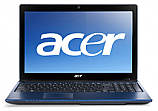 "Acer Aspire AS5750G-2414G75Mnbb, Blue, LX.RGB0C.002, CPU Intel Core i5-2410M, 15.6"" HDReady/LED, nVidia GT540M, 4GB RAM, 750GB HDD, DVDRW, Linux, HDMI, USB3.0"