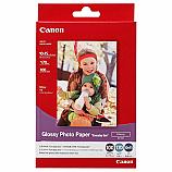 Фотохартия Canon GP-501 за мастиленоструен принтер, 10x15 см, гланц, 210 г/кв.м, 100 листа