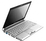 Преносим компютър, Toshiba Portege R600-13X Core2 Duo SU9400(1.4), 3 GB, 320 (320 GB-7200), 12.1 - Trans, Intel shared, DVD, Webcam-0.3, Bluetooth, 3G-HSPA-7.2, Office Ready, abgn, W7 Prof-32 + XP DVD, KB , 3 yr
