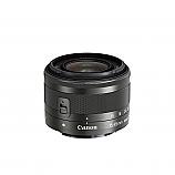 Обектив, Canon EF-M 15-45mm f/3.5-6.3 IS STM, Black