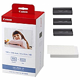 Комплект Canon KP108IN Colour ink cassette, 10 см x 15 см, 108 листа + мастило