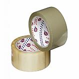 Опаковъчна лента - тиксо Eurocel, СМЗ, кафява, 48 мм x 66 м
