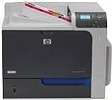 CC489A Лазерен принтер, HP Color LaserJet Enterprise CP4025n Printer
